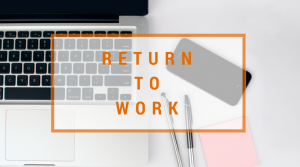 Return to work