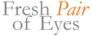 Logo for Fresh Pair of Eyes